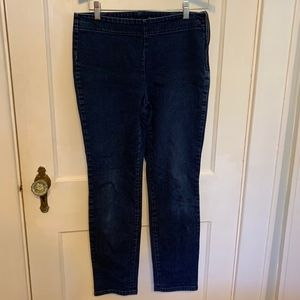 Talbots Heritage ankle jeans size 6
